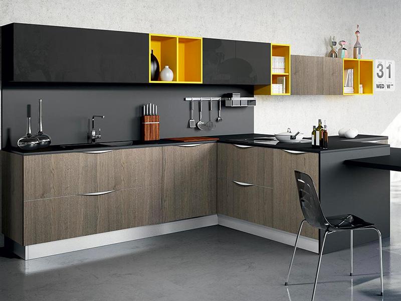 Mobili cucina componibili beautiful cucina con isola centrale with mobili cucina componibili - Cucine direttamente dalla fabbrica ...